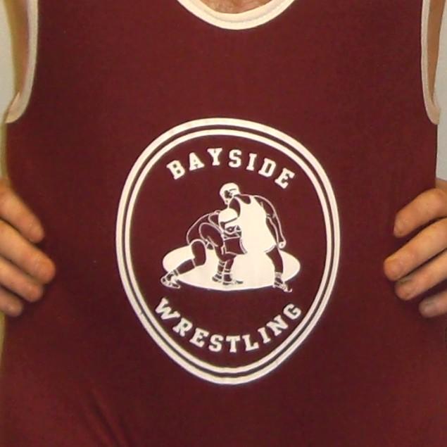 A.C. Slater Bayside Wrestling Singlet Costume