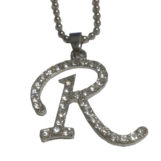 Regina George R Necklace