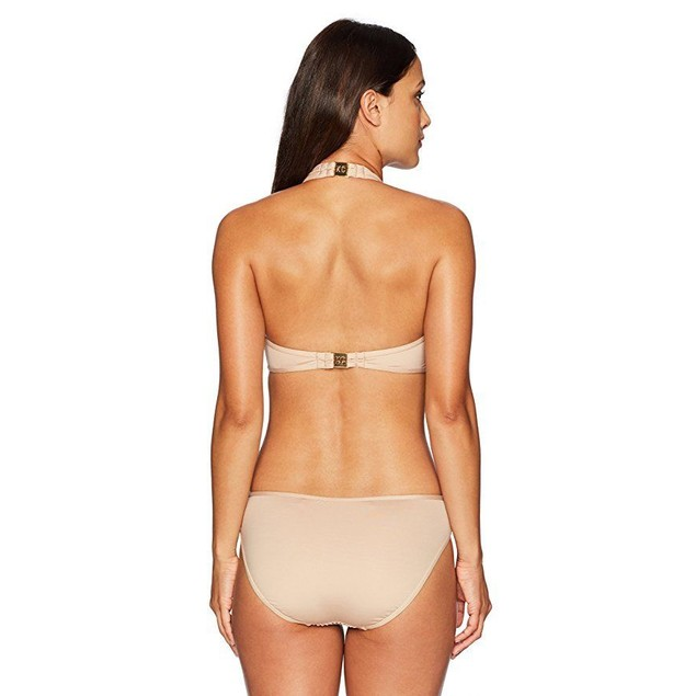 New Kenneth Cole New York Women's Wrapped in Love Monokini One Piece S