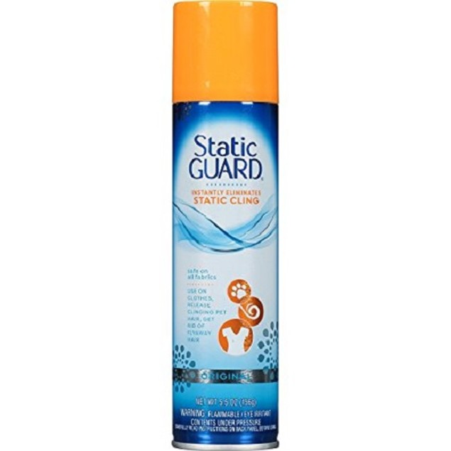 Static Guard Fresh Scent Spray