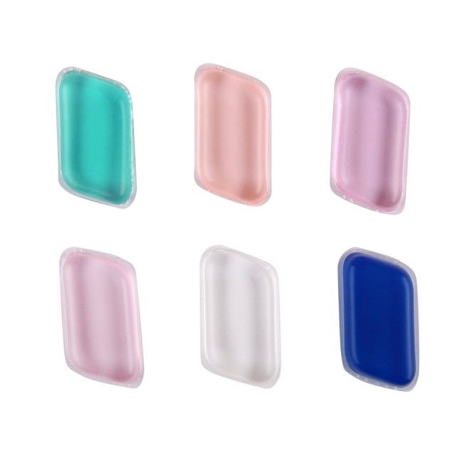 Silicone Anti-Sponge Makeup Applicator Blender Perfect For Face Make Up O