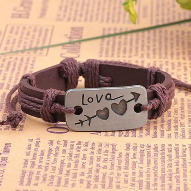 Leather Bracelets Unisex Bracelets  Cowhide Bracelets Wrist Chains
