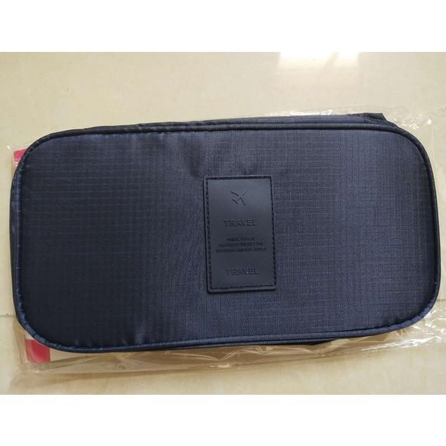 Portable Clothing Storage Travel Makeup Washing And Finishing Bag