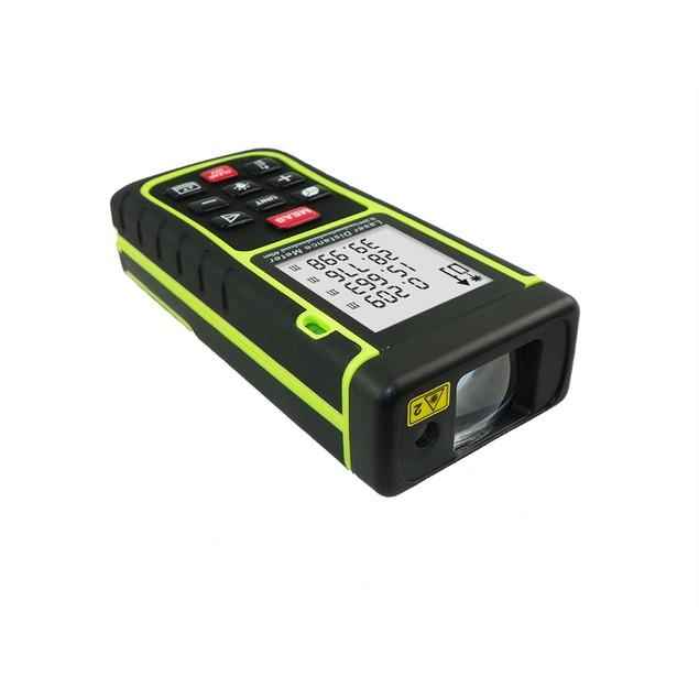 AGPtek Handheld Digital Laser Point Distance Meter Measure Range 40M
