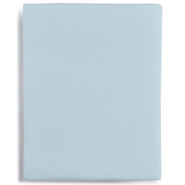 """Martha Stewart Collection Solid 39""""X80""""X18"""" Twin XL Fitted Sheet, Ivory"""