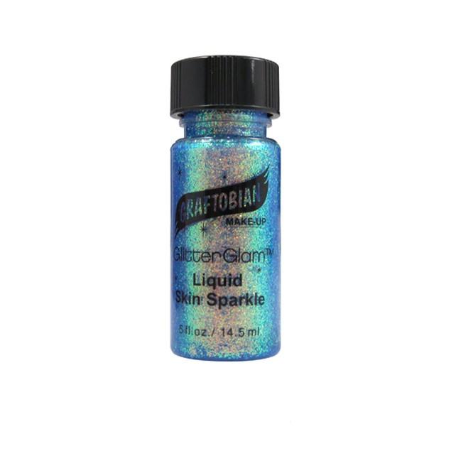 Sapphire Sky - GlitterGlam Graftobian Cruelty Free Professional Makeup