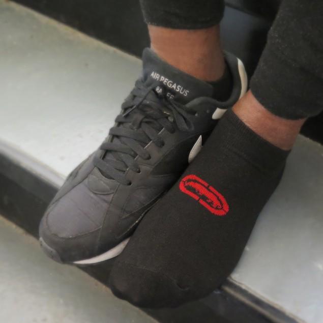 20 PAIRS - Ecko Men's Quick Dry No-Show Athletic Socks