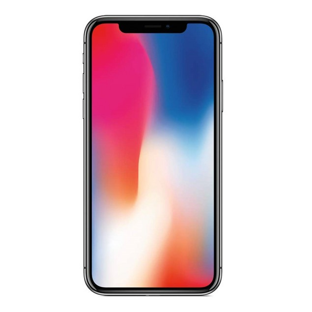Apple iPhone X A1901 MQAQ2LL/A 64GB 3GB RAM T-Mobile Phone - Space Gray