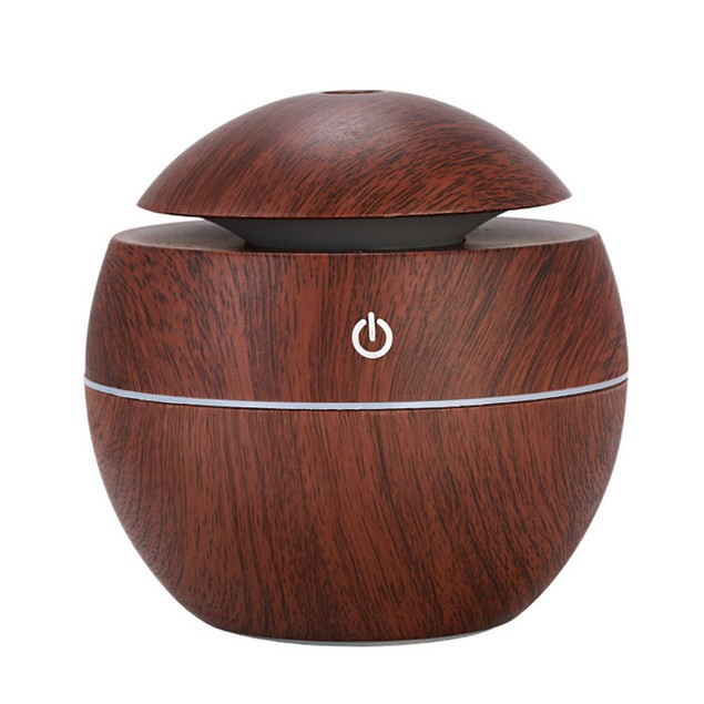 LED Ultrasonic Humidifier- 4 Styles