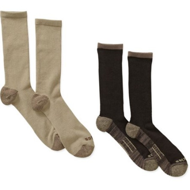 4 Pairs Dickies Office to Casual Crew Socks