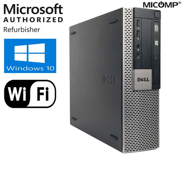 Dell Optiplex 980 (Core i3 3.0 GHz, 8GB RAM, 250GB HDD, Windows 10)