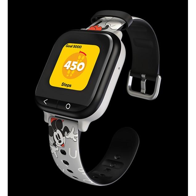 Disney GizmoWatch Wireless 4G LTE WaterProof Smartwatch for Kids