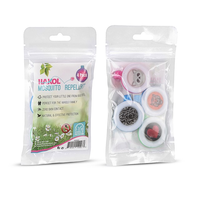 Clip On Mosquito, Bug & Insect Repellent