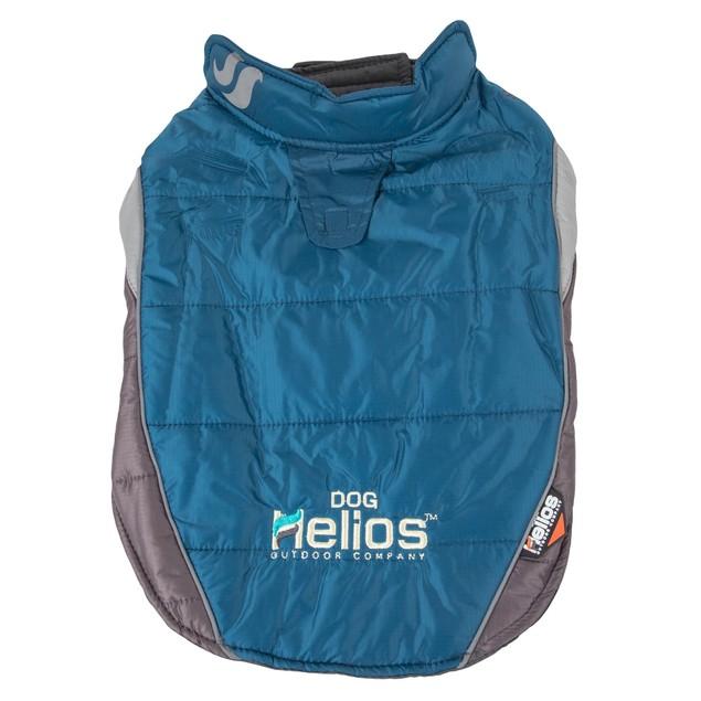 Helios Hurricane-Waded Plush 3M Reflective Dog Coat