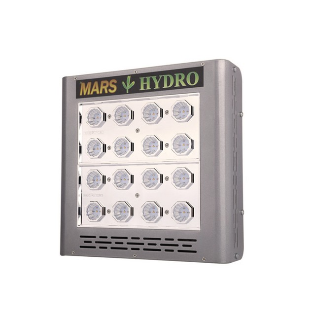 MarsPro II Series EPISTAR 80 LED Grow Light - 166W