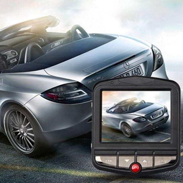 Car Dash Camera With Night Vision