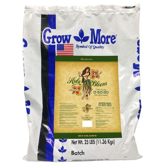 Grow More Hula Bloom 0-50-30, 25 lbs