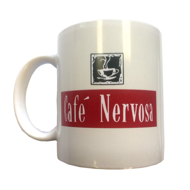 Cafe Nervosa 11 oz Coffee Mug