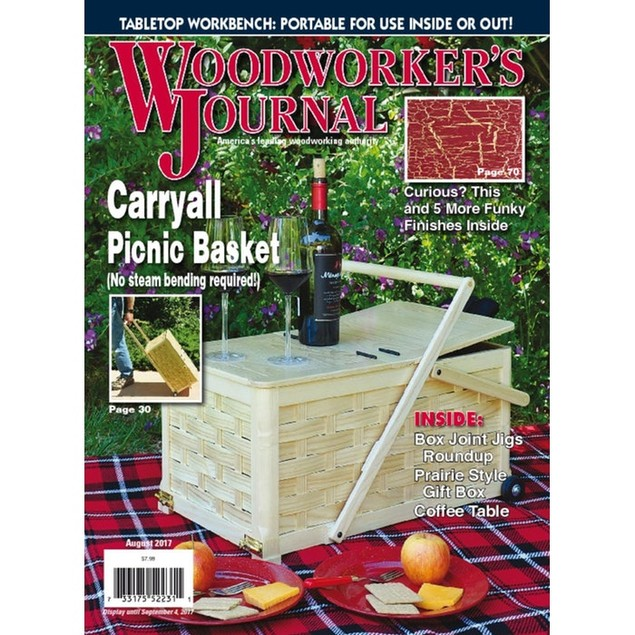 Woodworker's Journal Magazine Subscription