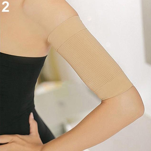 Weight Loss Calorie Off Fat Buster Arm Shaper Slimmer Wrap Belt Beauty