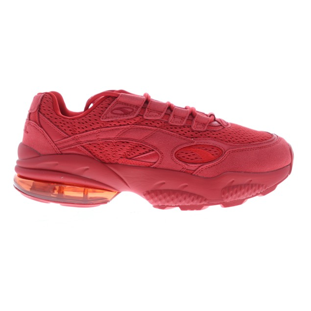 Puma Mens Cell Venom Red Sneakers Shoes