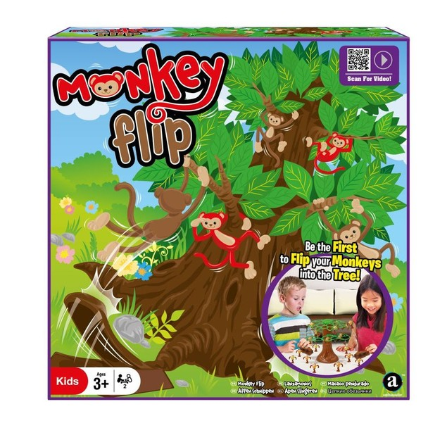 Jumping Monkeys Game, Family Games by Merchant Ambassador (Holdings) Ltd