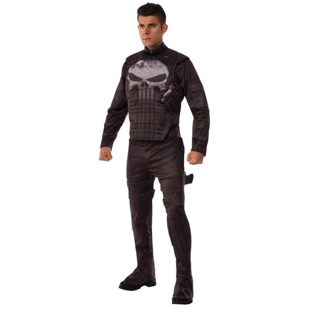 Punisher Deluxe Costume