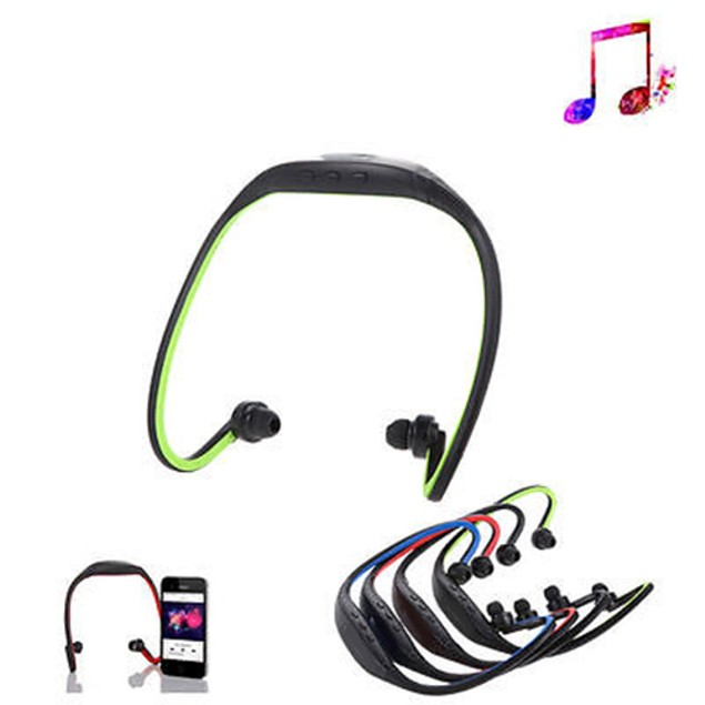 Wireless Bluetooth Headset Stereo Headphone Sport Earphone