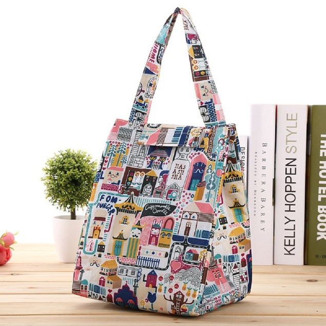 Insulated Lunch Bag – Assorted Styles
