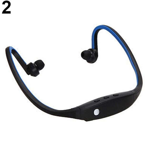 Wireless Bluetooth Headset Stereo Headphone Sport Earphone