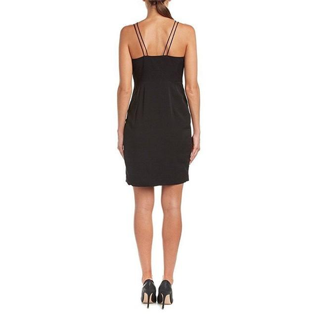 StyleStalker Women's Poolside Dress Noir SZ SM