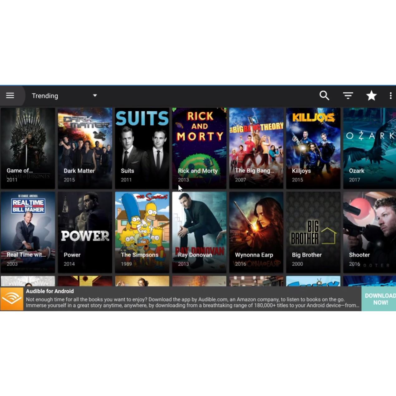 Amazon Fire Tv 4K 3rd Gen Terrarium Build 17 6 Movies Shows Sports