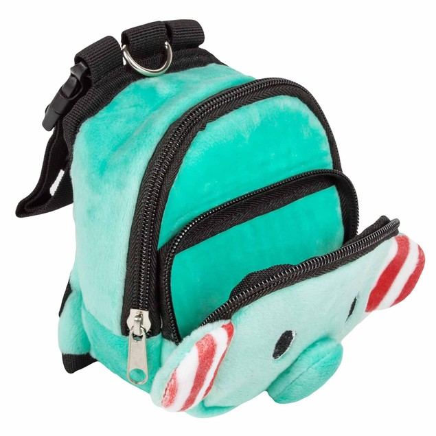 Pet Life Animated 'Dumbone' Dual-Pocketed Dog Harness Backpack