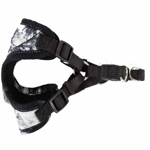Pet Life 'Bonatied' Reversible And Adjustable Dog Harness W/ Neck Tie