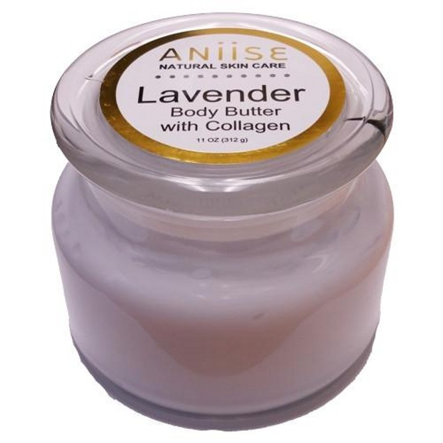 Aniise Body Butter with Collage