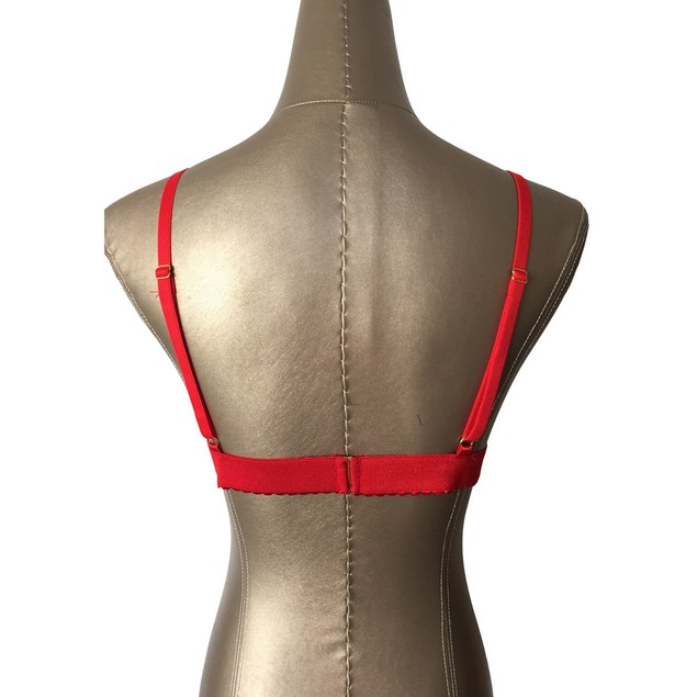 Women Camisole Vest Bandage Ultrathin Bra Crop Top