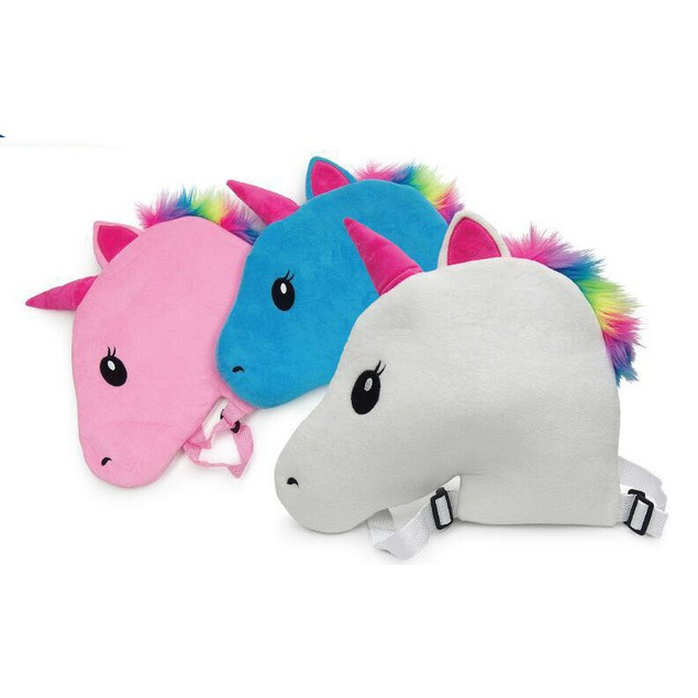 "Girls 16"" Unicorn Backpack"