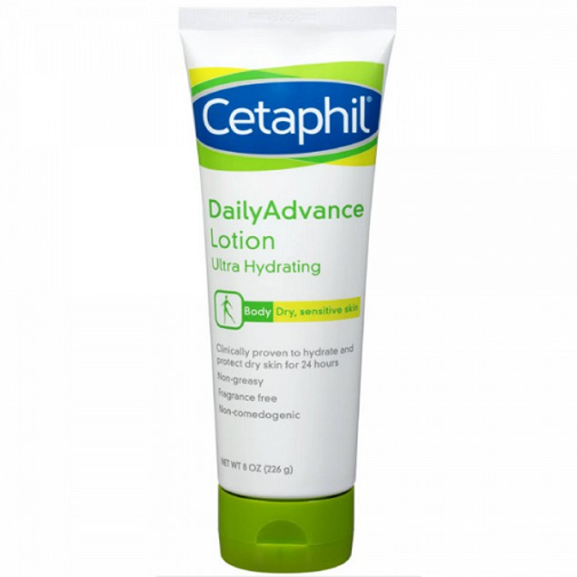 Cetaphil Daily Advance Lotion 8 oz