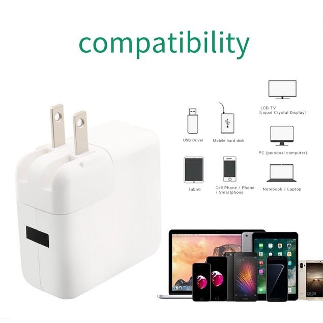 COMBO Universal 4-Port USB Wall Charger & 3-Port USB Car Charger