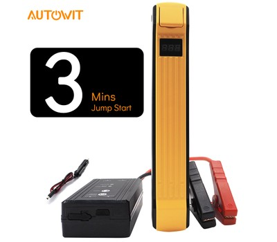 Autowit 12V Portable Batteryless Car Jump Starter Was: $159.99 Now: $109.99.