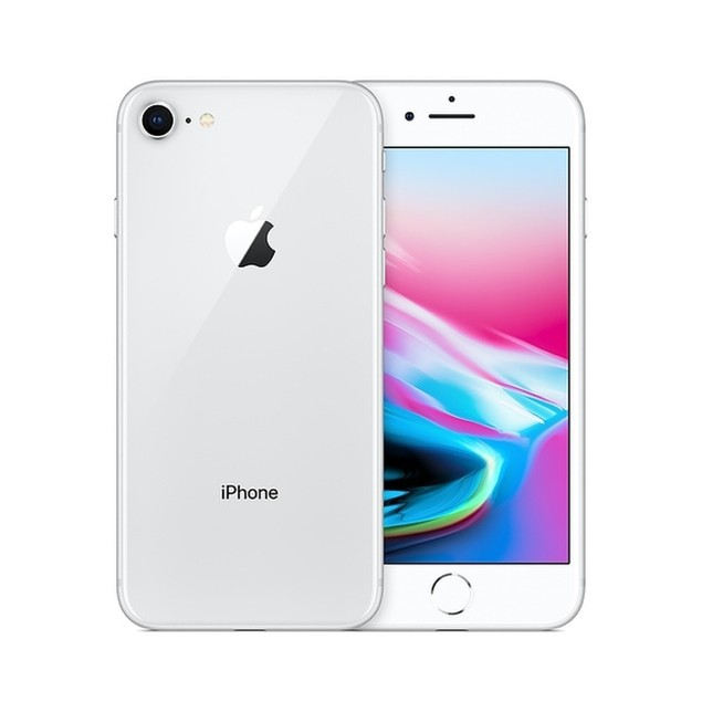 Apple iPhone 8 64GB 4G LTE/GSM Verizon iOS,Silver(Refurbished)