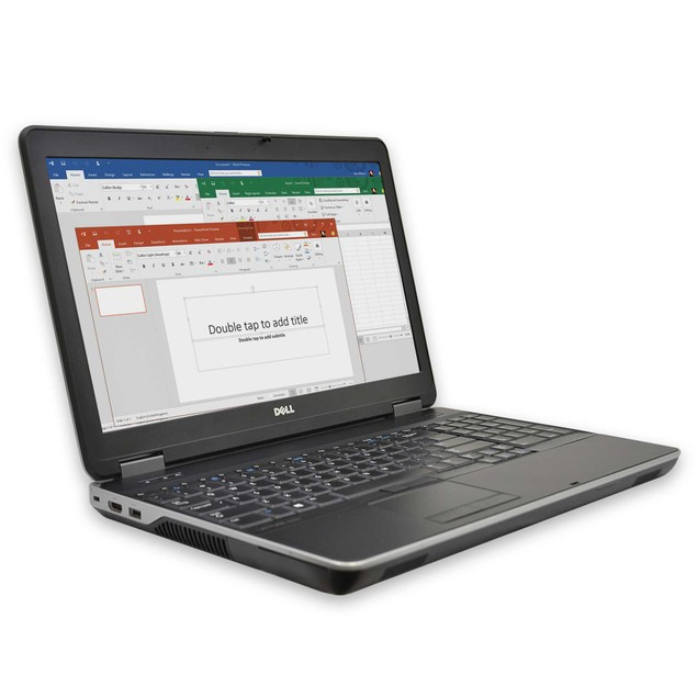 Dell E6540 Intel  i7 4GB 500GB HDD Windows 10 Home WiFi PC
