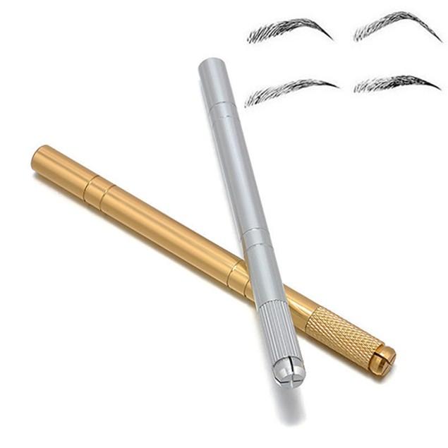1Pc Microblading Machine Permanent Makeup Eyebrow Tattoo Manual Tattoo Pen