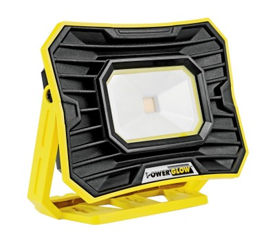 PowerGlow LED Portable 1500 Lumens Rechargeable Light Was: $64.99 Now: $38.99.