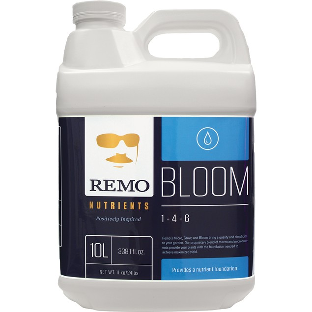 Remo Bloom, 10 L