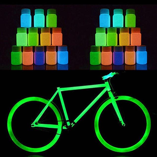 Body Makeup Luminous Painting Pigment Stage Glow in Dark Paint Powder