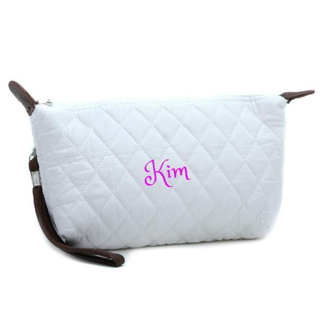 Personalized Cosmetic /Makeup bag /Purse /Wallet /Gift -Free shipping
