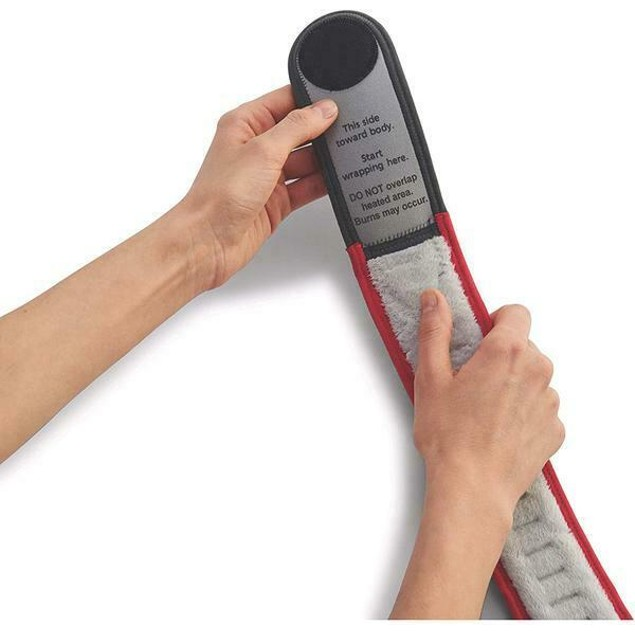 Sunbeam Flexfit Heating Pad Wrap