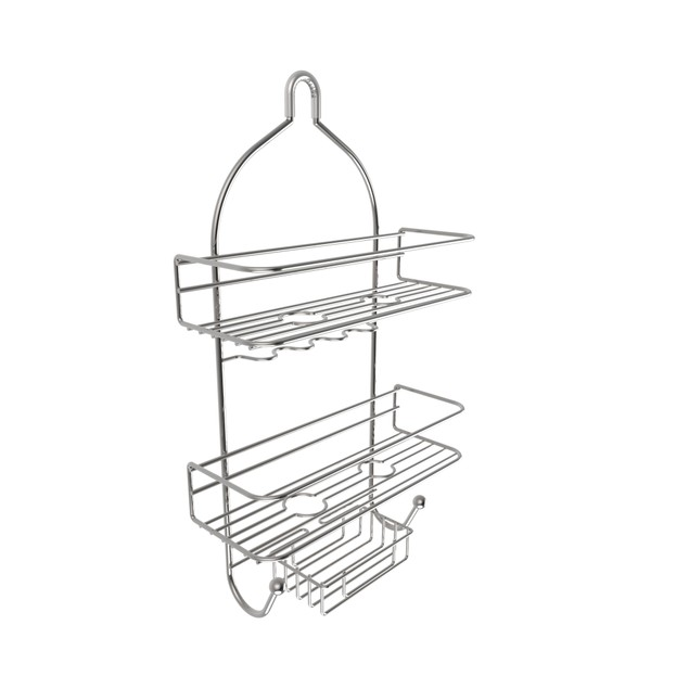 Shower Caddy Non Slip Grip by Lavish Home