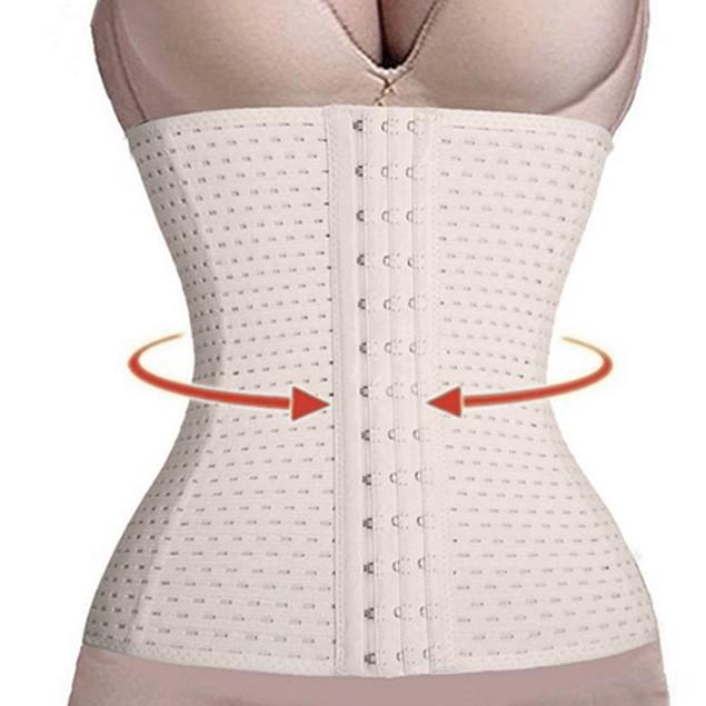 WoBody Shaper Corset Tummy Trimmer Waist Trainer Shapewear Girdle Belt
